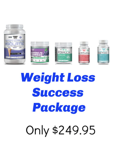 Weight Loss Success Package - hardbodynutritional.com