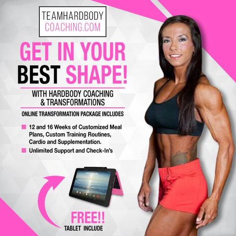 Transformation Plans and Weight Loss Programs - hardbodynutritional.com