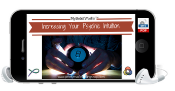 [INTUITION] The Magic 8 Ball - MyBeliefworks for Increasing Psychic Intuition MP3/PDF