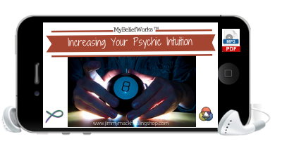 [INTUITION] MyBeliefworks for Increasing Psychic Intuition, The Magic 8 Ball MP3/PDF