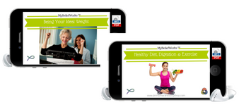 [WEIGHT LOSS PACKAGE]  MyBeliefworks™ for Healthy Diet, Digestion, and Exercise PLUS Being Ideal Weight MP3s/PDFs