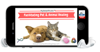[PETS] MyBeliefworks for Facilitating Pet & Animal Healing MP3/PDF