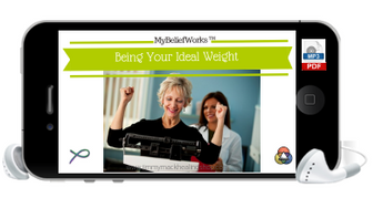 [WEIGHT] MyBeliefworks for Being Your Ideal Weight MP3/PDF