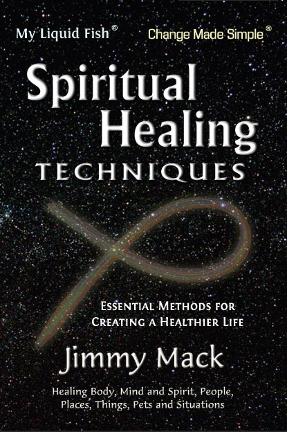 SPIRITUAL HEALING TECHNIQUES (2016) - Digital PDF & Kindle