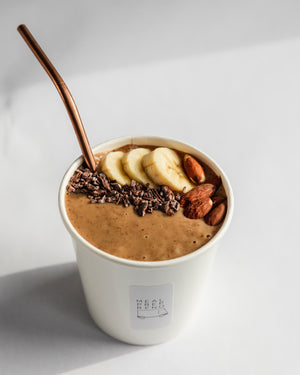 Coffee & Date Smoothie