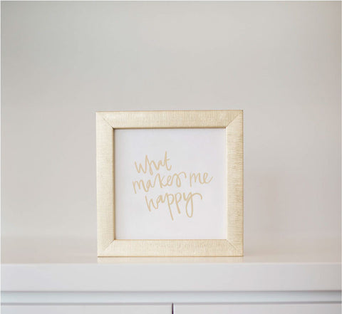 our gold frame magnet board collection features quality printed canvas on a magnetic surface each piece is showcased in a 2 deep frame - Mini Gold Frames