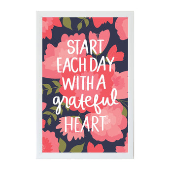 Petal Lane Home Alexa Start Each Day Magnet Board