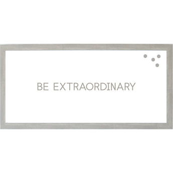 Petal Lane Home Warm Gray Be Extraordinary Magnet Board