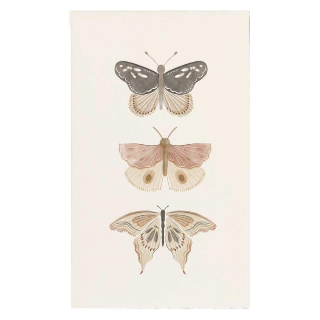 Canvas Magnet Butterflies