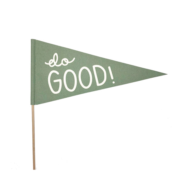 bannerlove Do Good Pendant Banner