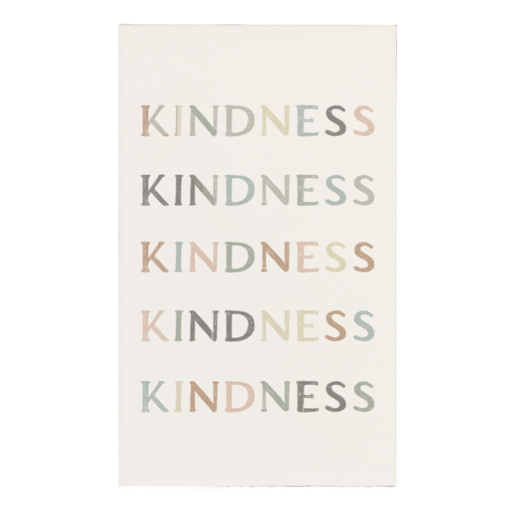 Canvas Magnet Kindness Kindness