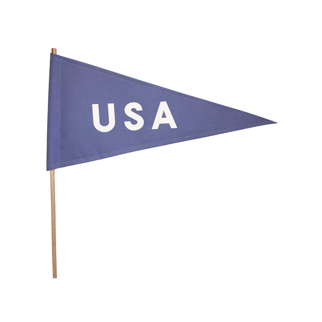 Fourth of July USA Pendant Banner