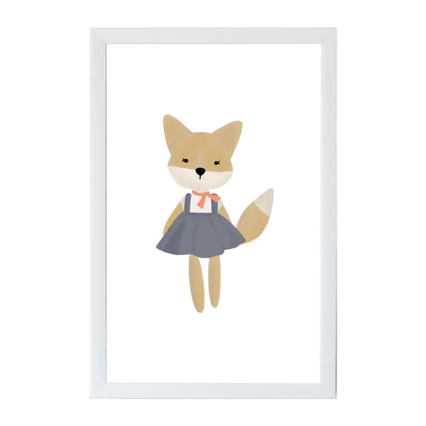 Animal Friends Fox