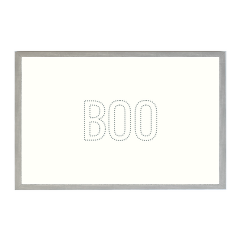 Halloween BOO Seasonal Magnet Board