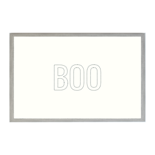 Petal Lane Home Halloween Seasonal BOO Magnet Board