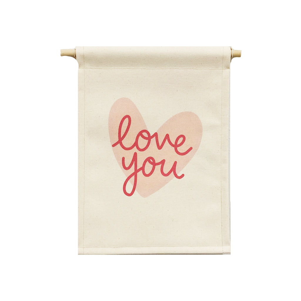 Valentine's bannerlove - Love You