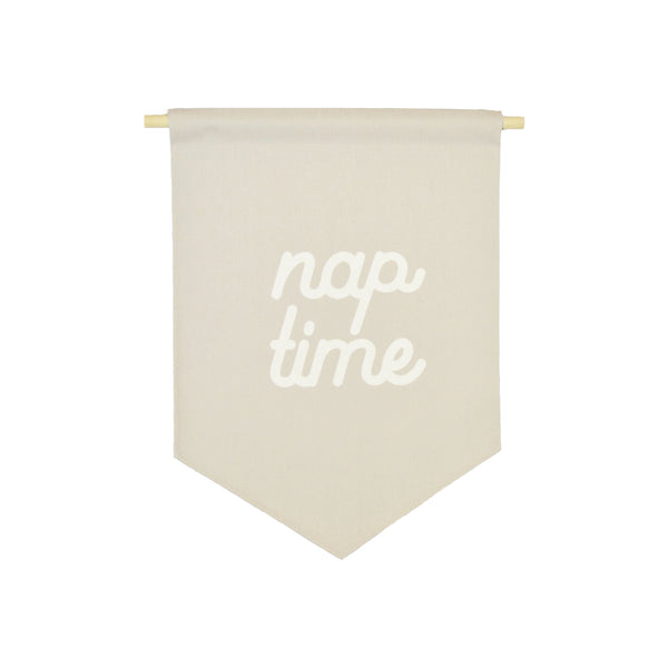 bannerlove Nap Time Hanging Banner