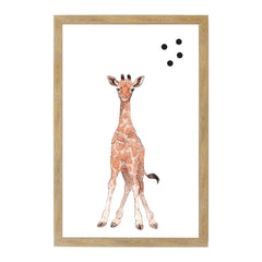 Baby Jungle Animals Giraffe