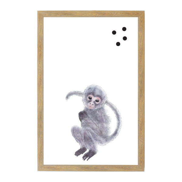 Baby Jungle Animals Monkey
