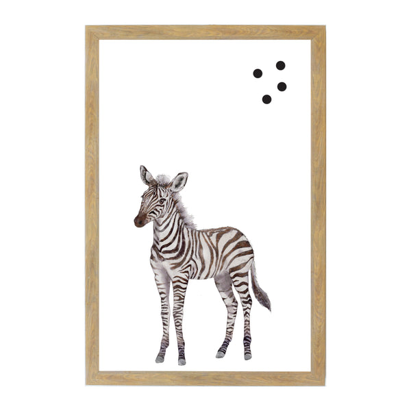 Baby Jungle Animals Zebra