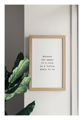 Petal Lane Home Rustic Brown Between the Pages Magnetic Board