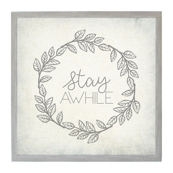 New Vintage Stay Awhile