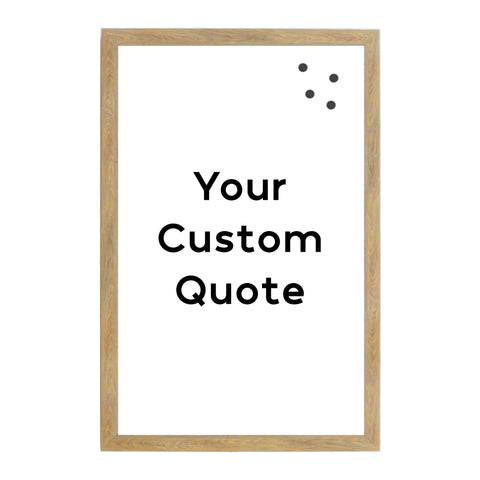 Custom Quote, Name, Letters, or Initials in Font 7