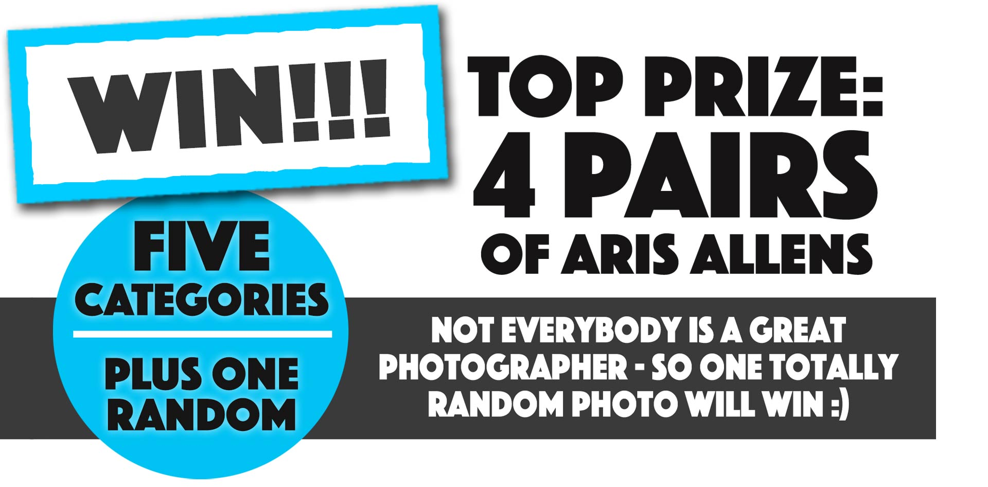Aris Allen Photo Contest Win