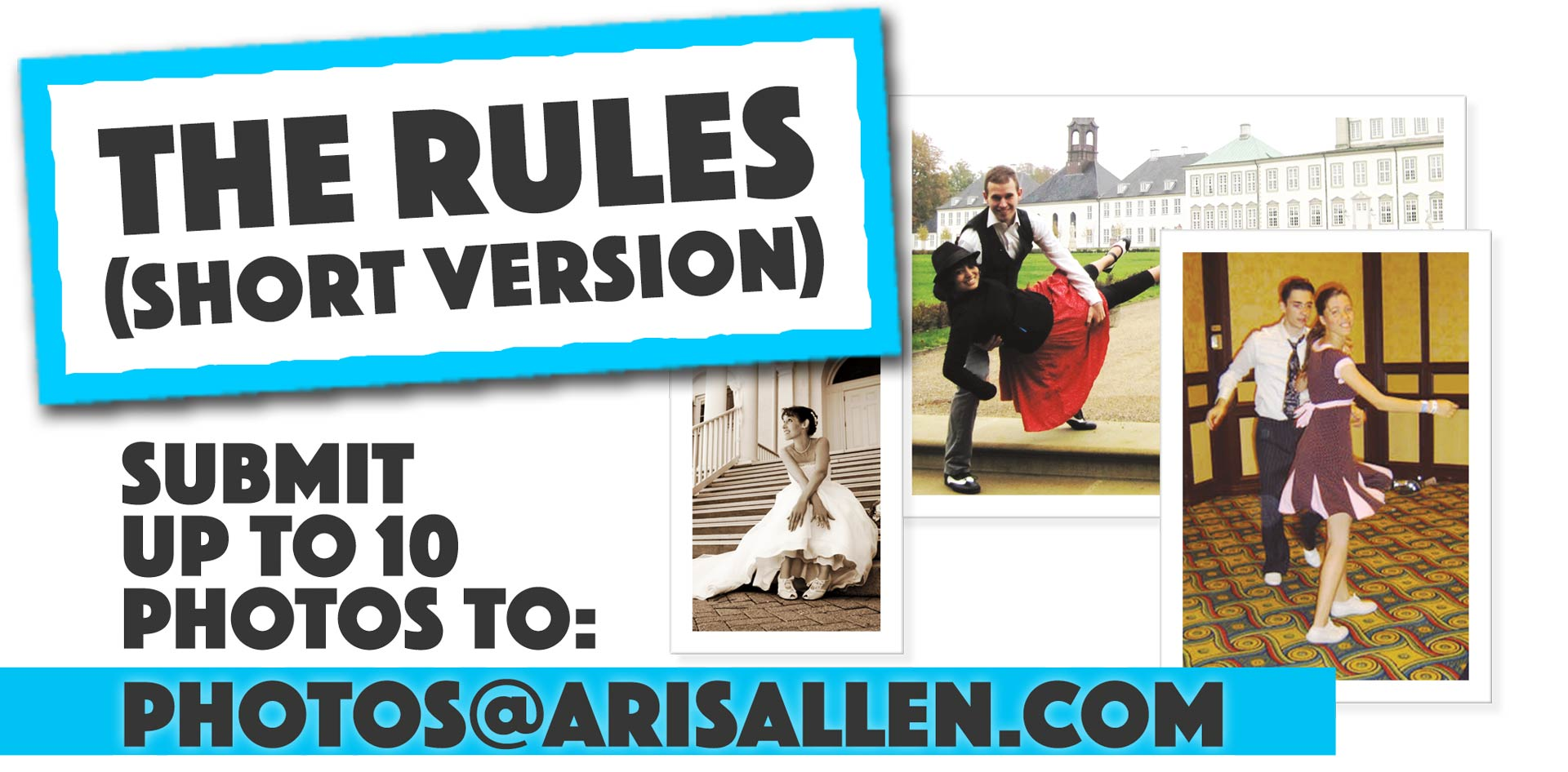 Aris Allen Photo Contest Rules