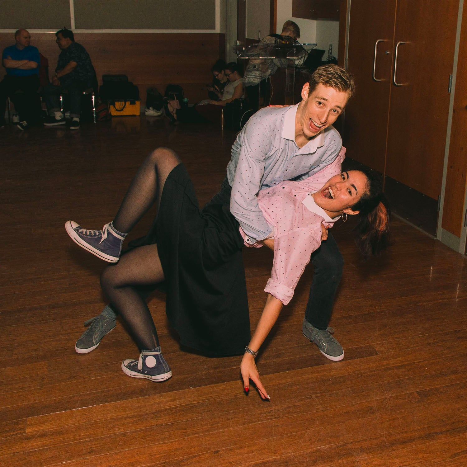 Aris Allen Swing Dance Shoes photo contest winner