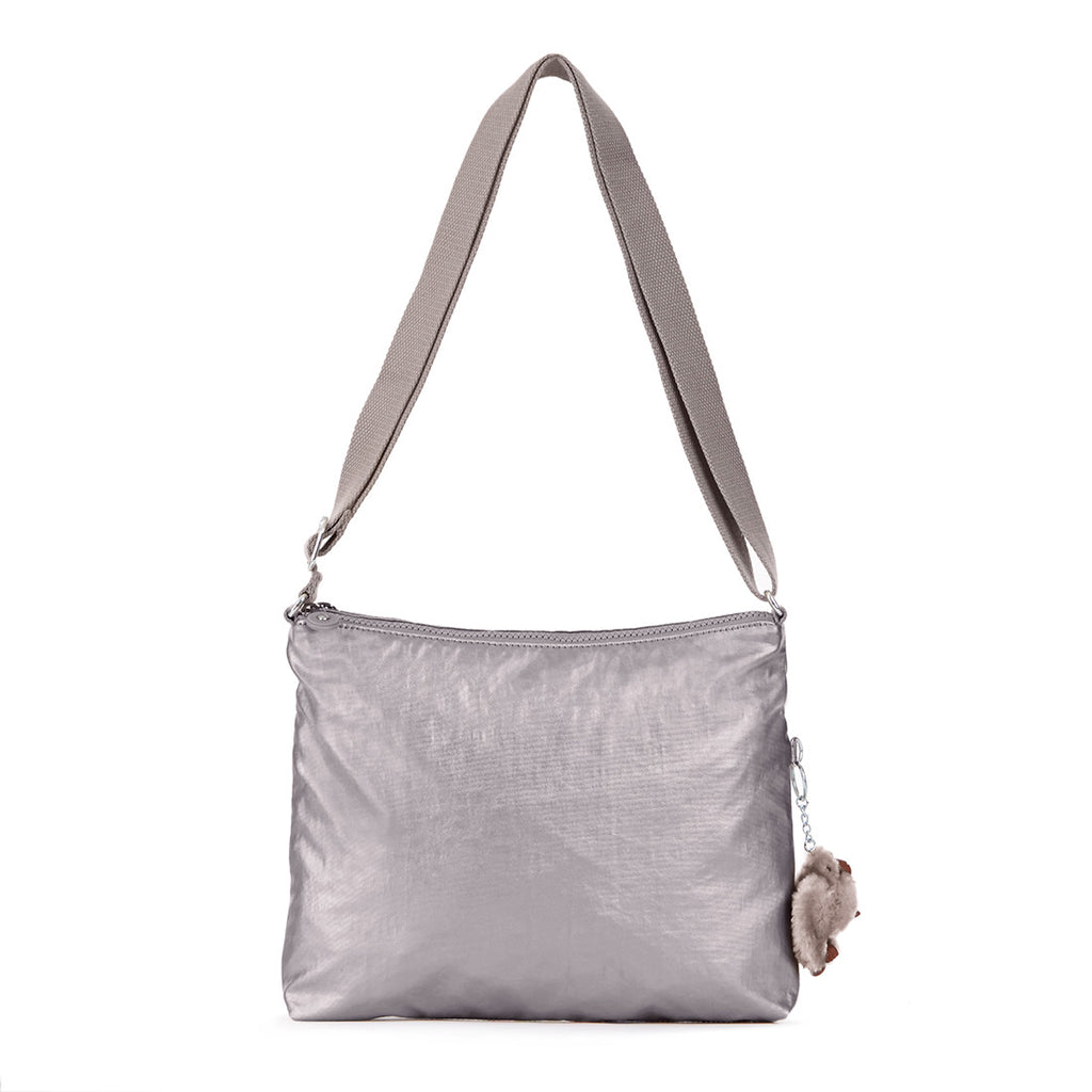 52a120d8a2d11 Alvar Crossbody Bag - Metallic Pewter