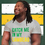 EDDIE LACY CATCH ME IN MY LAMBEAU