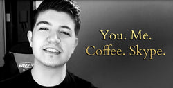 Sit Down For Coffee Talk With Preston Arsement