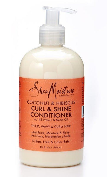 SheaMoisture - Coconut & Hibiscus Curl & Shine Conditioner