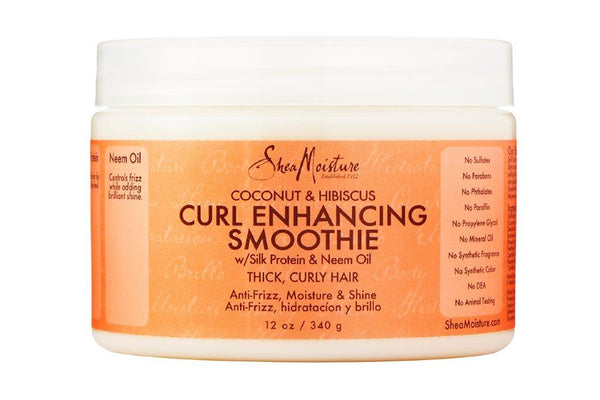 SheaMoisture - Coconut & Hibiscus Curl Enhancing Smoothie