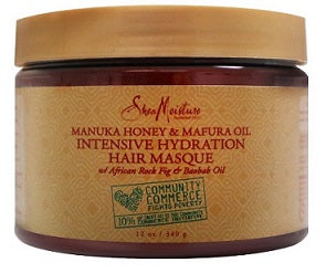 SheaMoisture - Manuka Honey & Mafura Oil Intensive Hydration Hair Masque