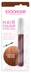 1000 Hour Hair Colour Mascara - Medium Brown