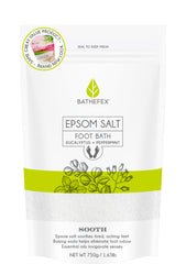 Bathefex - Epsom Salt Foot Bath (750g)