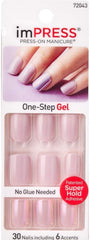 imPRESS Nails - Goal Digger (Pink Design)