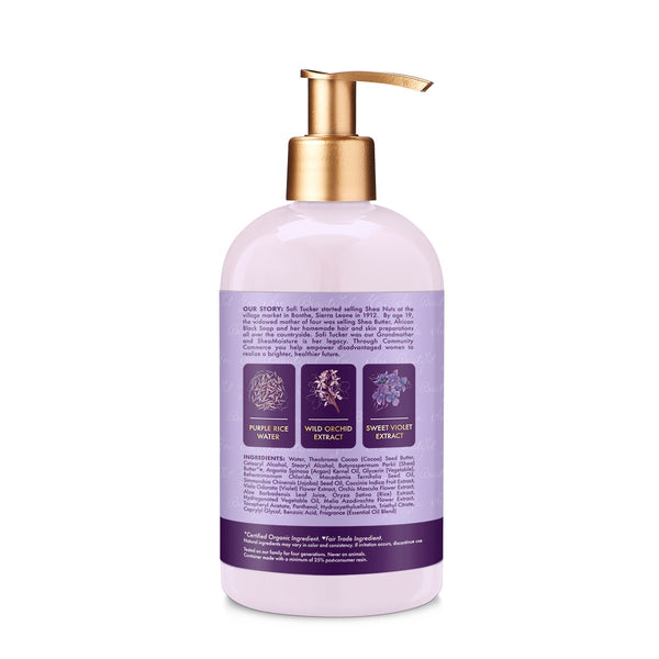 SheaMoisture - Purple Rice Water Strength & Colour Care Conditioner