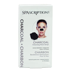 Spascriptions: Charcoal Nose Strips