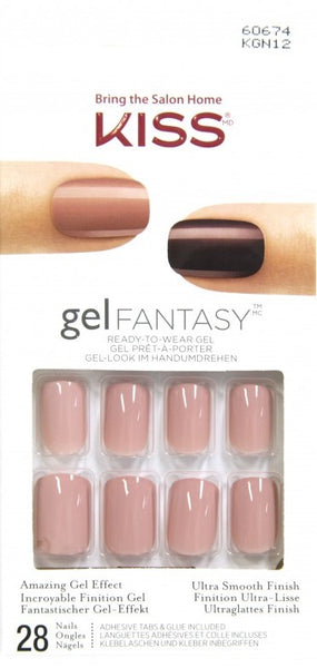 KISS Gel Fantasy -  Ribbons