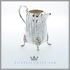 Antique English Silverplate Cream Pitcher - c. 1865
