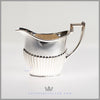 Lovely Antique English Silver Plated Half Fluted Tea & Coffee Service - Wm Padley