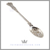 Antique English Silver Dressing/Fruit Spoon | Feinberg Antique English Silver Gifts - Purveyors of Fine Sterling Silver