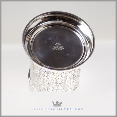 Antique English Silverplate Syphon Stand/Wine Coaster - c. 1890 | Mappin & Webb