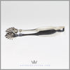 Antique American Coin Silver Sugar Tongs | Feinberg Silver