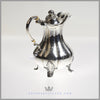 Antique English Sterling 5 pc. Tea & Coffee Service - Sheffield 1862 | Henry Wilkinson