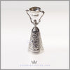 Gebruder Getgesell Marriage Cup Sterling Silver Antique Victorian For Sale | Feinberg Silver