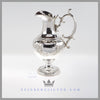 Antique Victorian Pitcher Silver Plated EPNS For Sale | Feinberg Silver